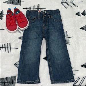 Levi's 514' Straight Leg Jeans